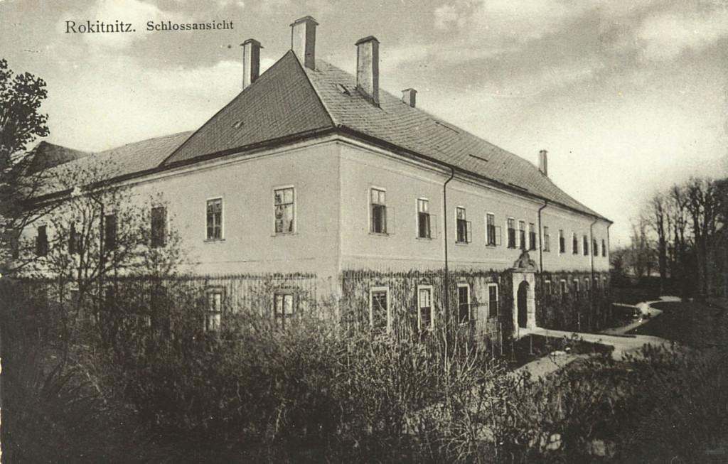 zamek_1907_01 web od jihu