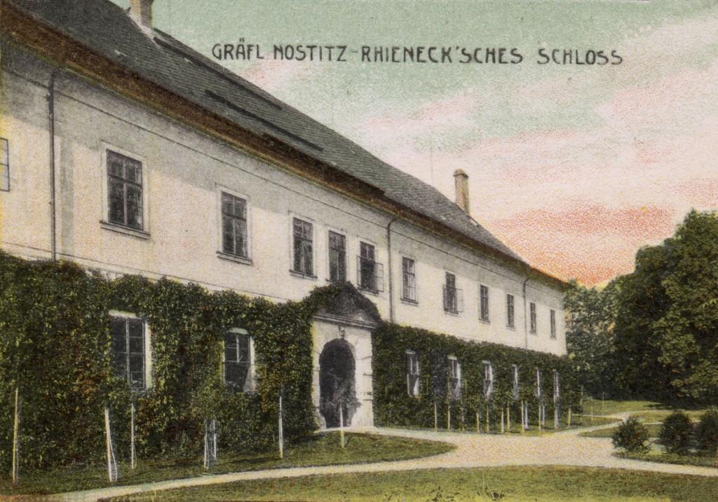 zamek_1907_04 web od jihu