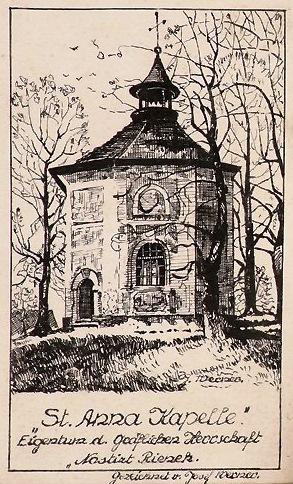 Kaple sv. Anny v Rokytnici