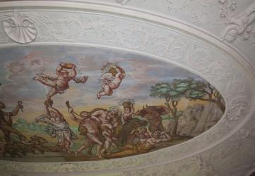 Sál předků – Ahnensaal
