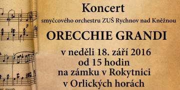 Koncert Orecchie Grandi