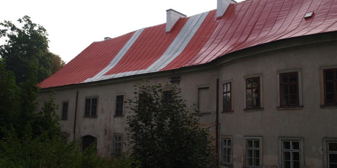 Obnova zámku 2015
